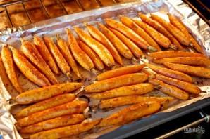 Запеченная морковь с бальзамическим уксусом - фото шаг 6