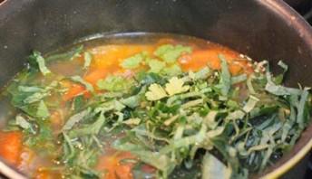 Томатный суп с говядиной - фото шаг 6