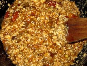 Козинаки из риса - фото шаг 5