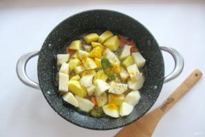 "Картофель ""На Карпа"" - фото шаг 8"