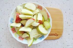 Яблочный сок в домашних условиях - фото шаг 2