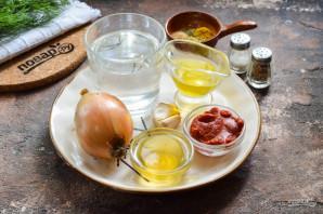 Медово-томатный соус - фото шаг 1