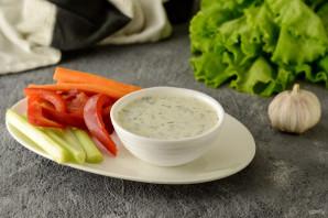 Соус для овощей - фото шаг 5
