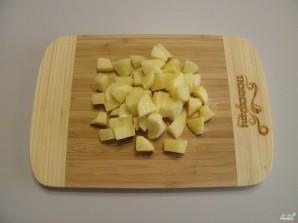 Сырный суп с фрикадельками - фото шаг 4