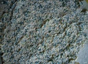 Рулет из лаваша с брынзой и зеленью - фото шаг 3
