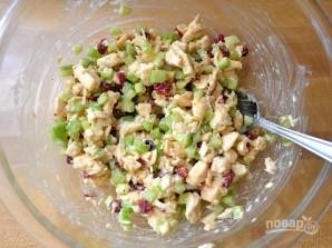Салат из куриного филе - фото шаг 7