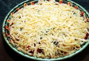 Цветная капуста с помидорами в духовке - фото шаг 4