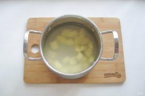Суп с сосисками и рисом - фото шаг 2