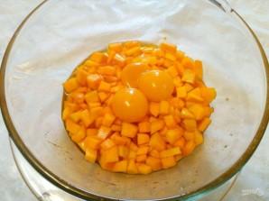 Воздушный пирог с тыквой - фото шаг 4