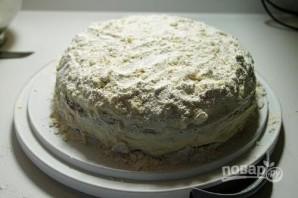 Торт сливочный - фото шаг 8