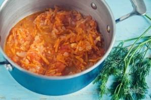 Крем-суп из семги - фото шаг 3