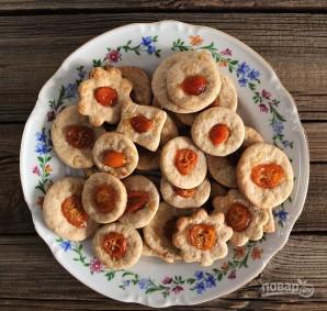 Печенье с кумкватом - фото шаг 4