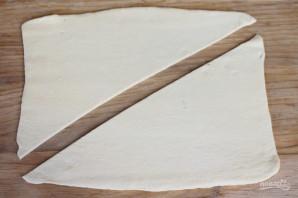 Круассан-сэндвич - фото шаг 2