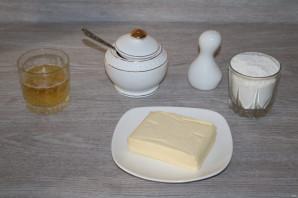 Слоёное печенье на пиве - фото шаг 1