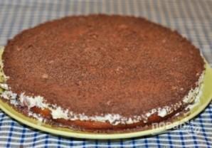 Пирог с вишней и маскарпоне - фото шаг 9