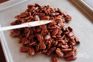 Засахаренные орехи - фото шаг 6