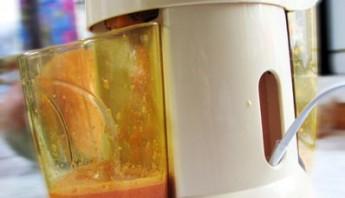 Сок из тыквы на зиму - фото шаг 2