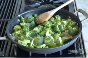 Запеканка из брокколи на завтрак - фото шаг 2