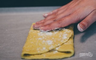 Самодельная паста с соусом из шалфея - фото шаг 9