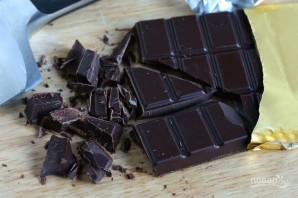 Простой шоколадный десерт - фото шаг 1
