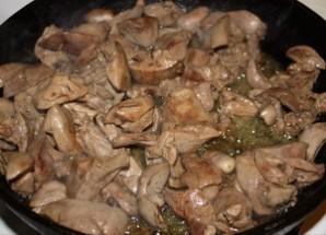 Подлива из куриной печени - фото шаг 4