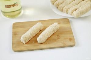 Рисовые палочки - фото шаг 7