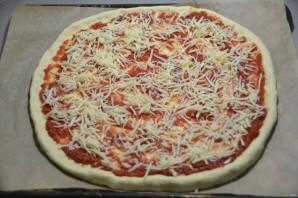 "Пицца ""Примавера"" - фото шаг 10"