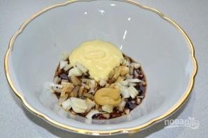 Скумбрия, запеченная в горчично-соевом соусе - фото шаг 6