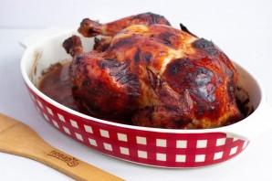 Курица, запеченная с аджикой - фото шаг 5