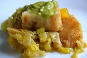 Запеченный сельдерей с соусом из авокадо - фото шаг 17