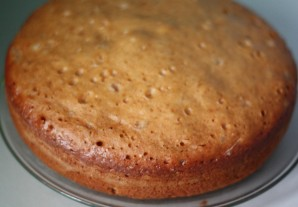 Бисквит с вареньем в мультиварке - фото шаг 5