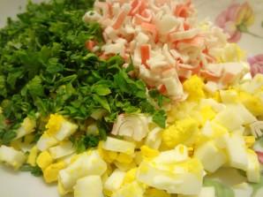 Плавленый сыр с начинкой - фото шаг 4