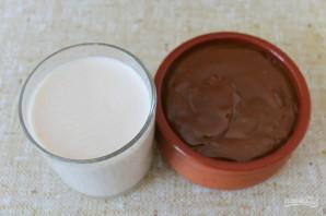 Творожный чизкейк с выпечкой - фото шаг 9