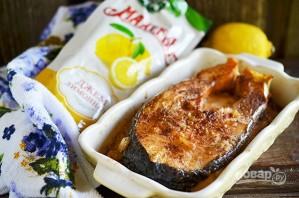 Лучший рецепт лосося в лимонном маринаде - фото шаг 5