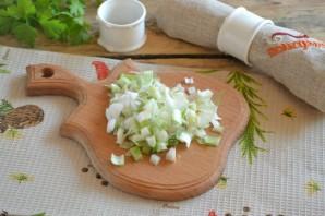 Куриный суп с вермишелью - фото шаг 3