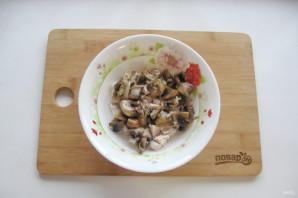 """Салат """"Жареные грибы"""" - фото шаг 6"""