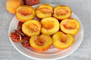 Персики в сиропе на зиму - фото шаг 2