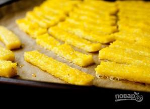 Полента с сырным соусом - фото шаг 6
