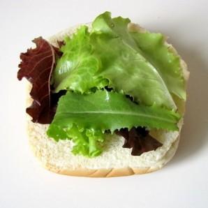 Вегетарианский бургер - фото шаг 6