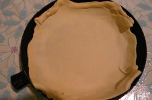 Яблочный пирог из бездрожжевого теста - фото шаг 1
