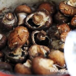 Говядина с грибами - фото шаг 11