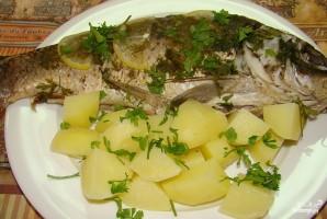 Рыба в пароварке - фото шаг 4