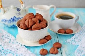 Печенье кофейные зерна - фото шаг 7