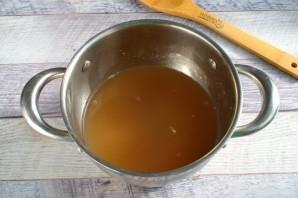 Яблочное желе с мятой - фото шаг 5