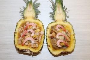 Фаршированные ананасы - фото шаг 12