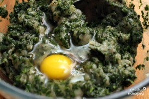 Картофельная запеканка с курицей и шпинатом - фото шаг 6
