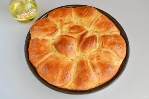 Заливной хлеб - фото шаг 8