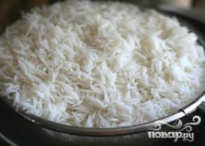 Цыпленок с рисом в горшочке - фото шаг 4