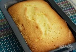 Простой лимонный кекс - фото шаг 7