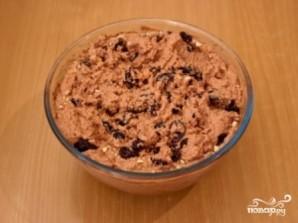Шоколадная творожная пасха - фото шаг 8